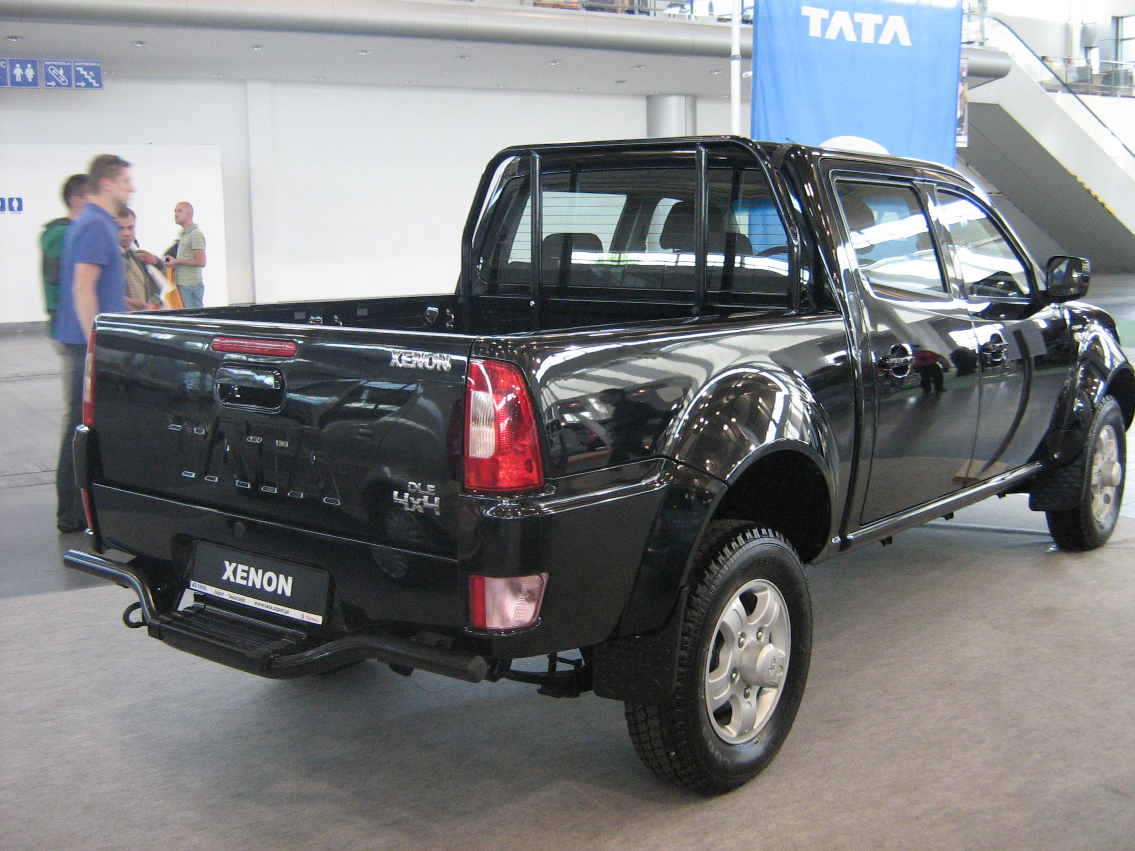 Tata xenon photo - 1