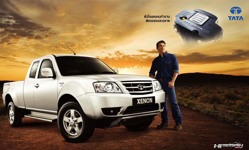 Tata xenon photo - 2