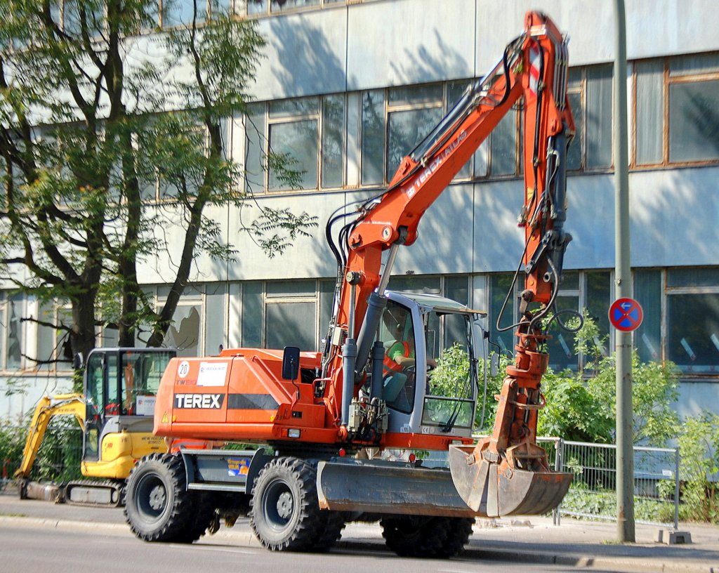Terex atlas photo - 2