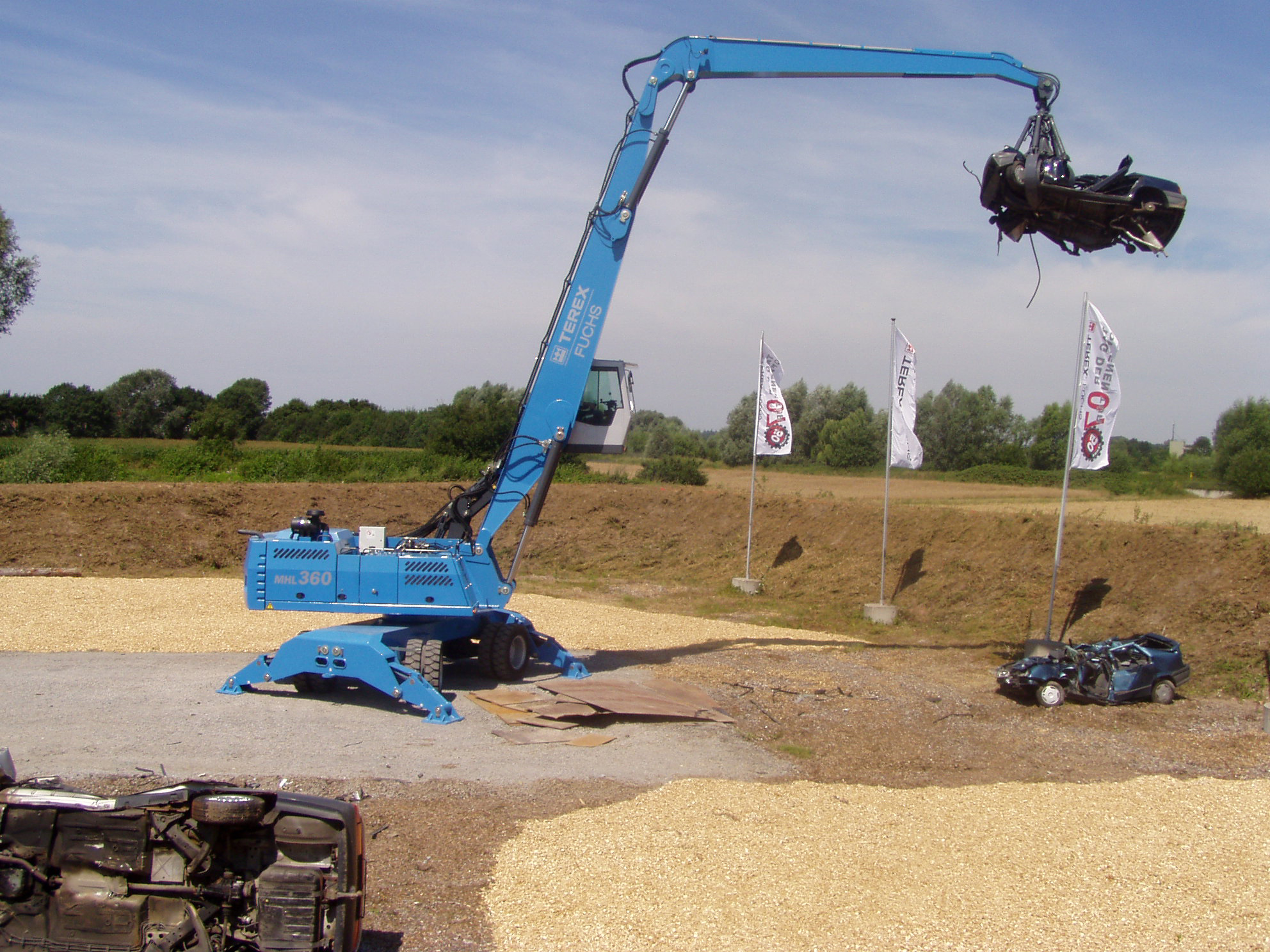 Terex atlas photo - 4