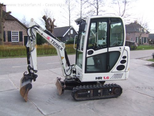 Terex hr photo - 1