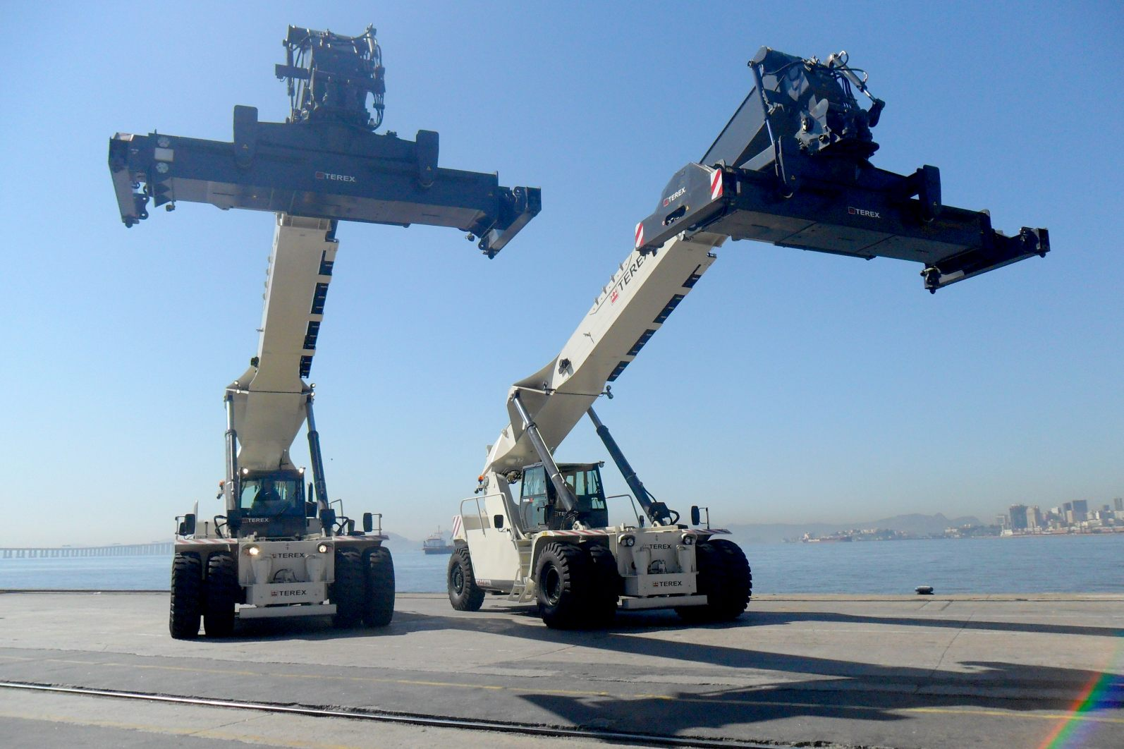 Terex tfc photo - 1