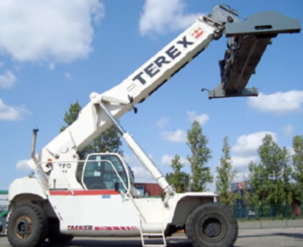Terex tfc photo - 2