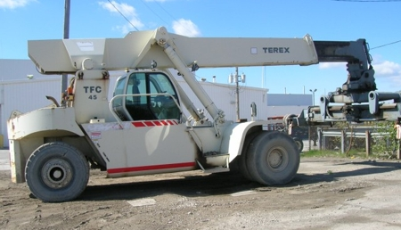 Terex tfc photo - 3