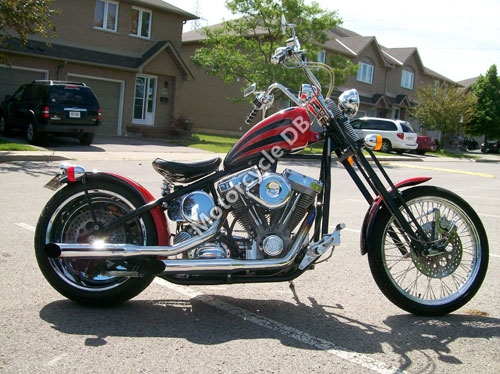 Titan bobber photo - 4