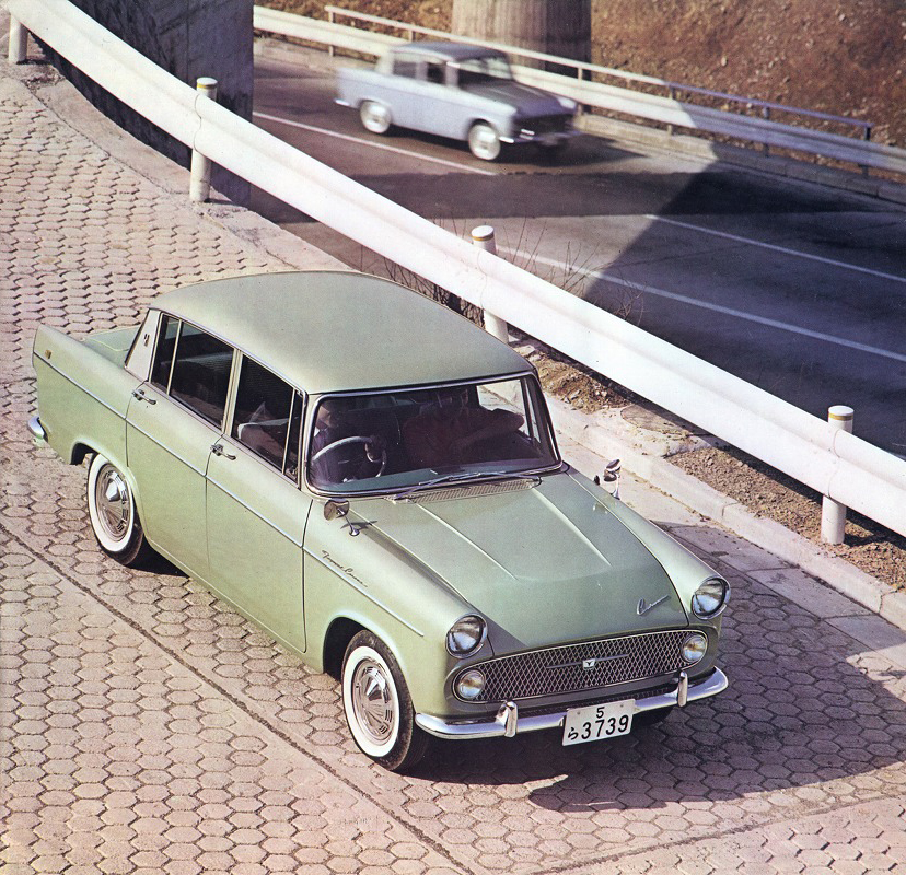 Toyopet corona photo - 1