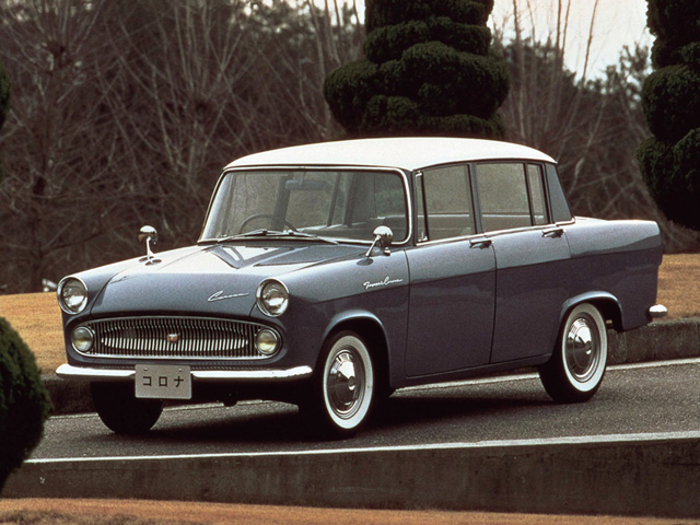 Toyopet corona photo - 3