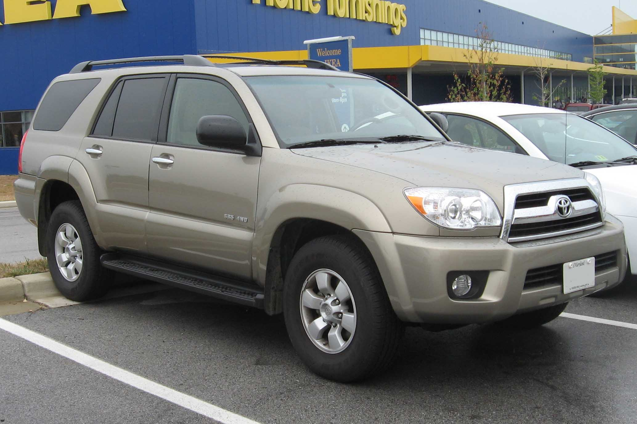 Toyota 4runner photo - 2