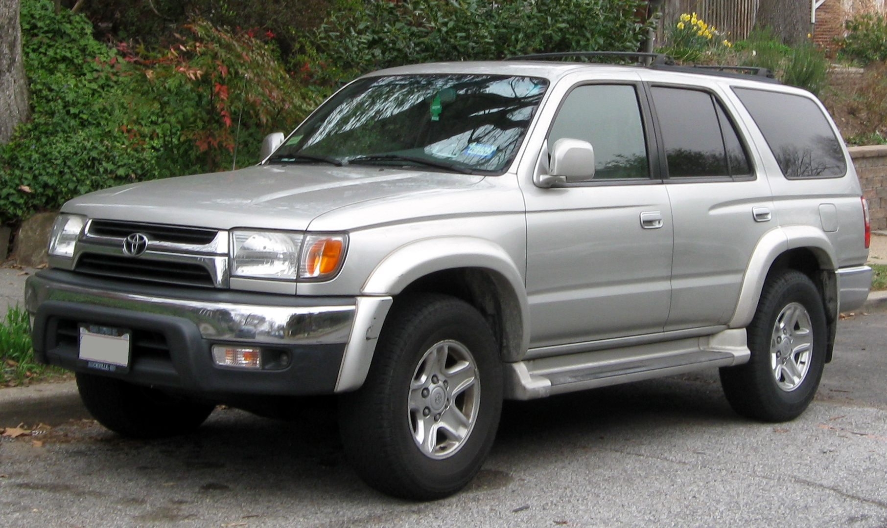 Toyota 4runner photo - 3