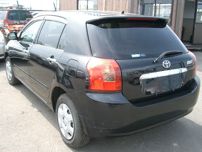 Toyota allex photo - 4