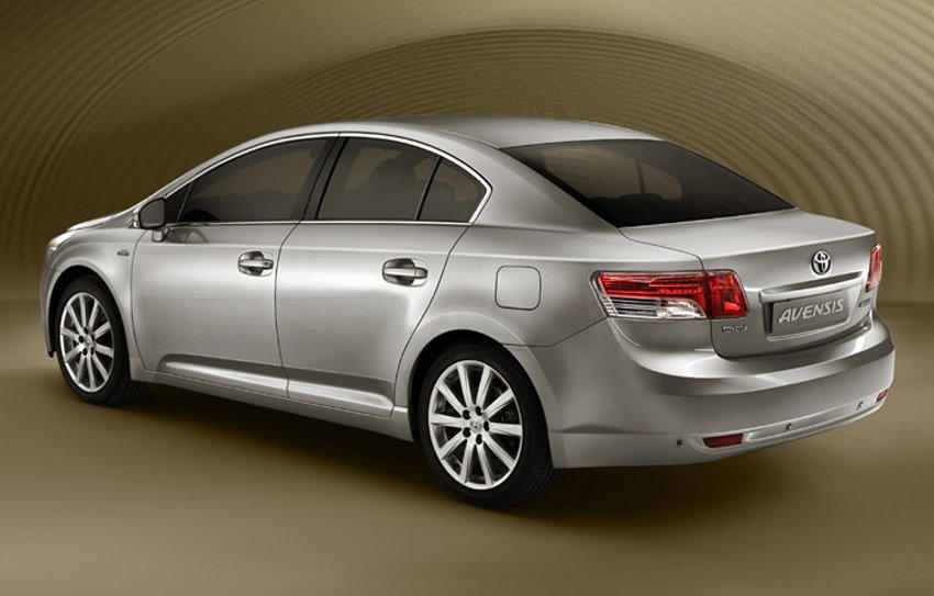 Toyota avensis photo - 1