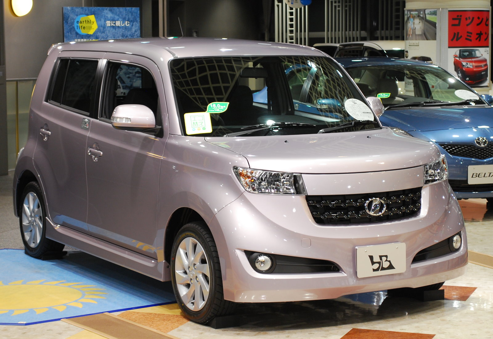 Toyota bb photo - 2