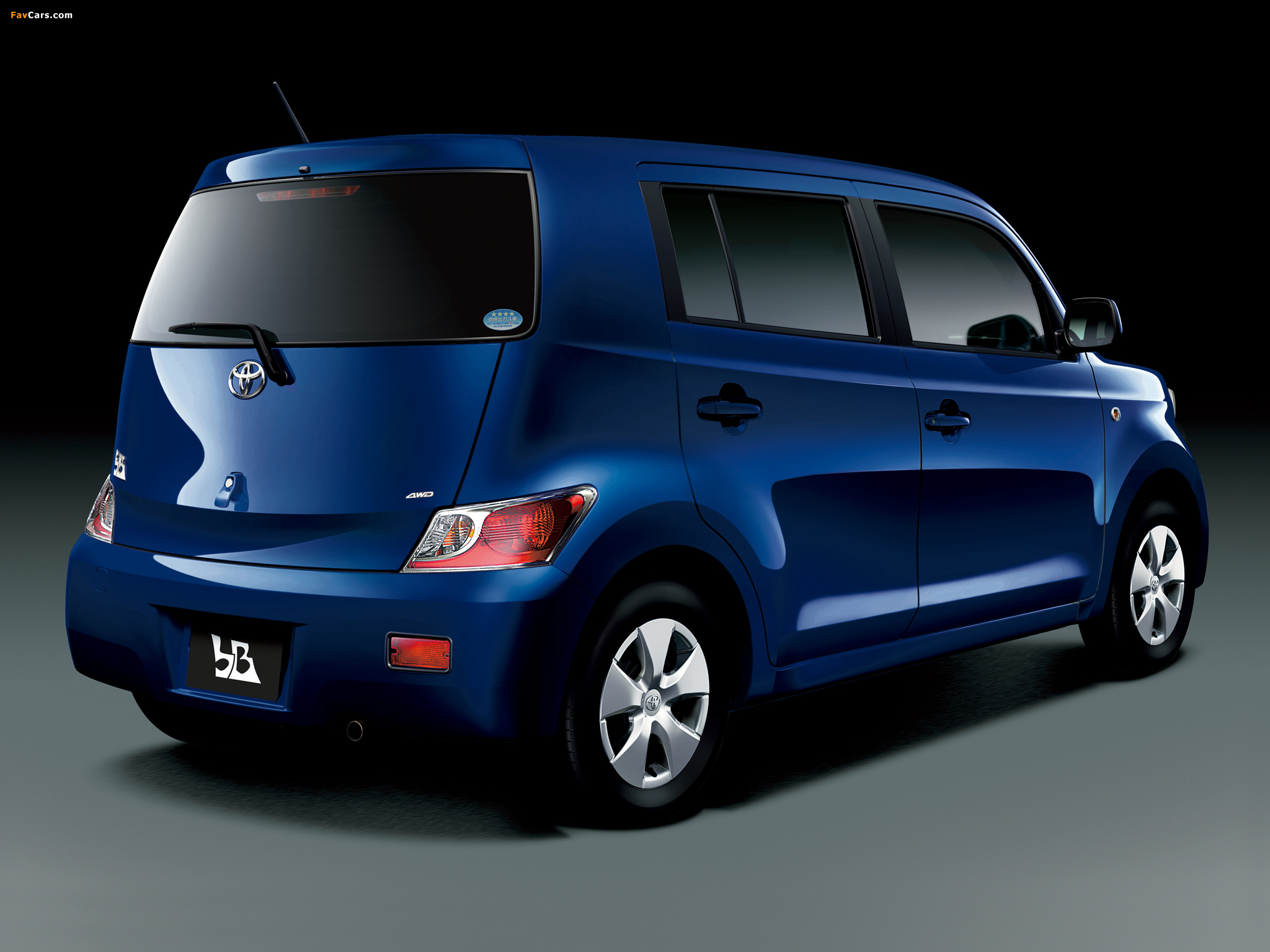 Toyota bb photo - 4