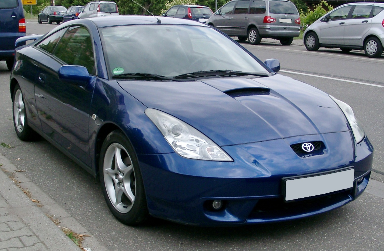 Toyota celica photo - 2