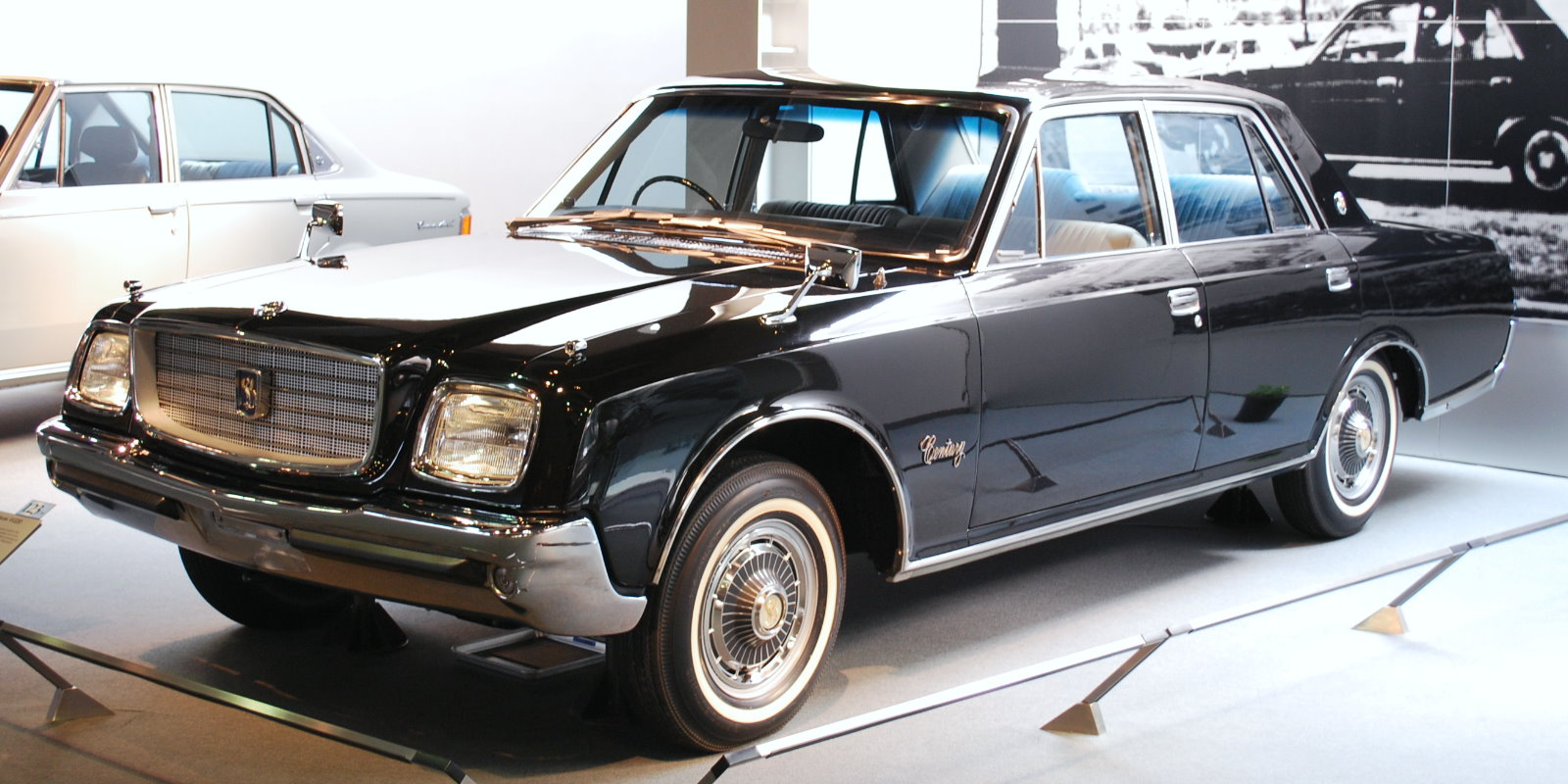 Toyota century photo - 2