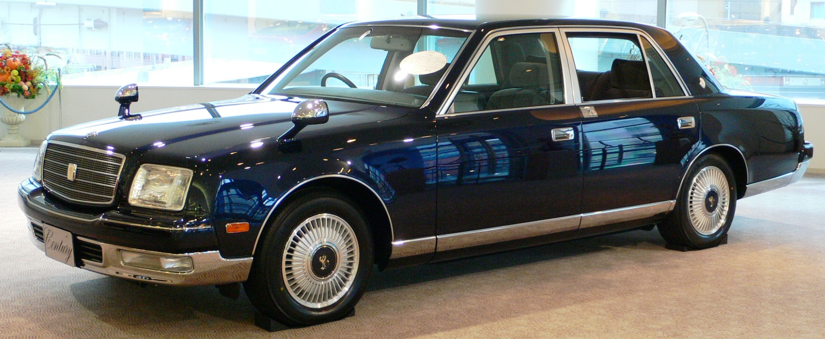 Toyota century photo - 3