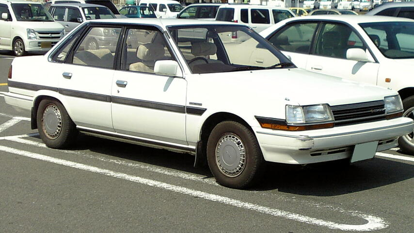 Toyota corona photo - 2