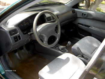 Toyota corsa photo - 4