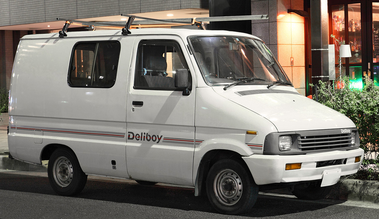 Toyota deliboy photo - 1