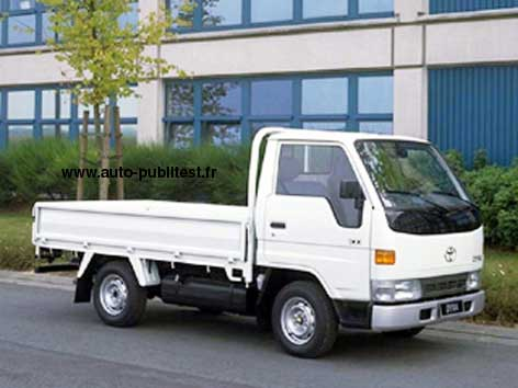 Toyota dyna photo - 2