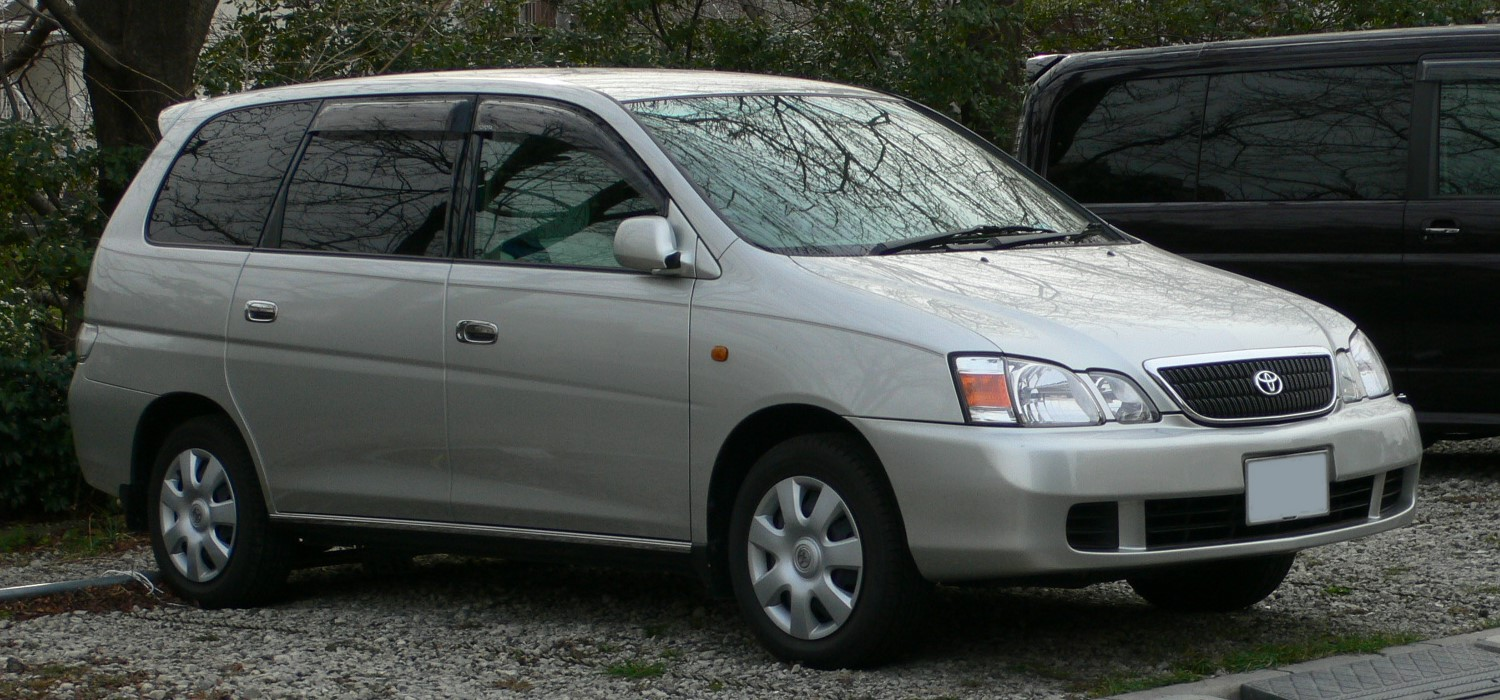 Toyota gaia photo - 1