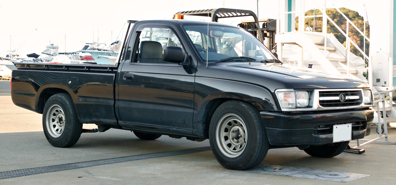 Toyota hilux photo - 2