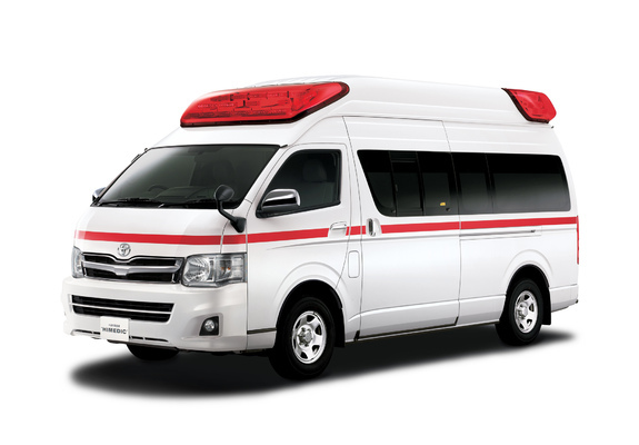 Toyota himedic photo - 4