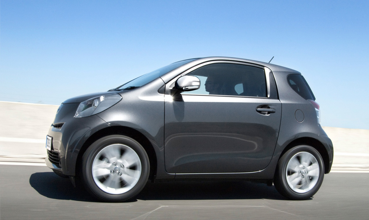 Toyota iq photo - 2