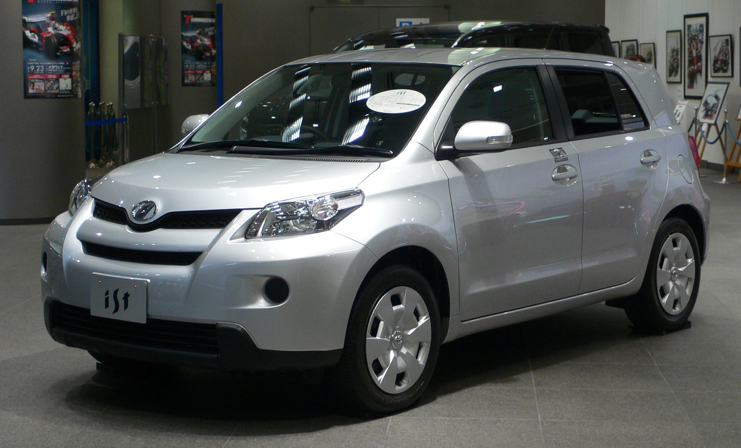 Toyota ist photo - 4