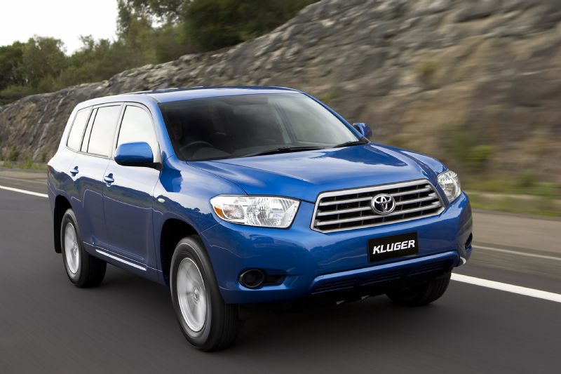 Toyota kluger photo - 4
