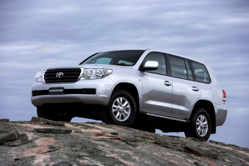 Toyota landcruiser photo - 1