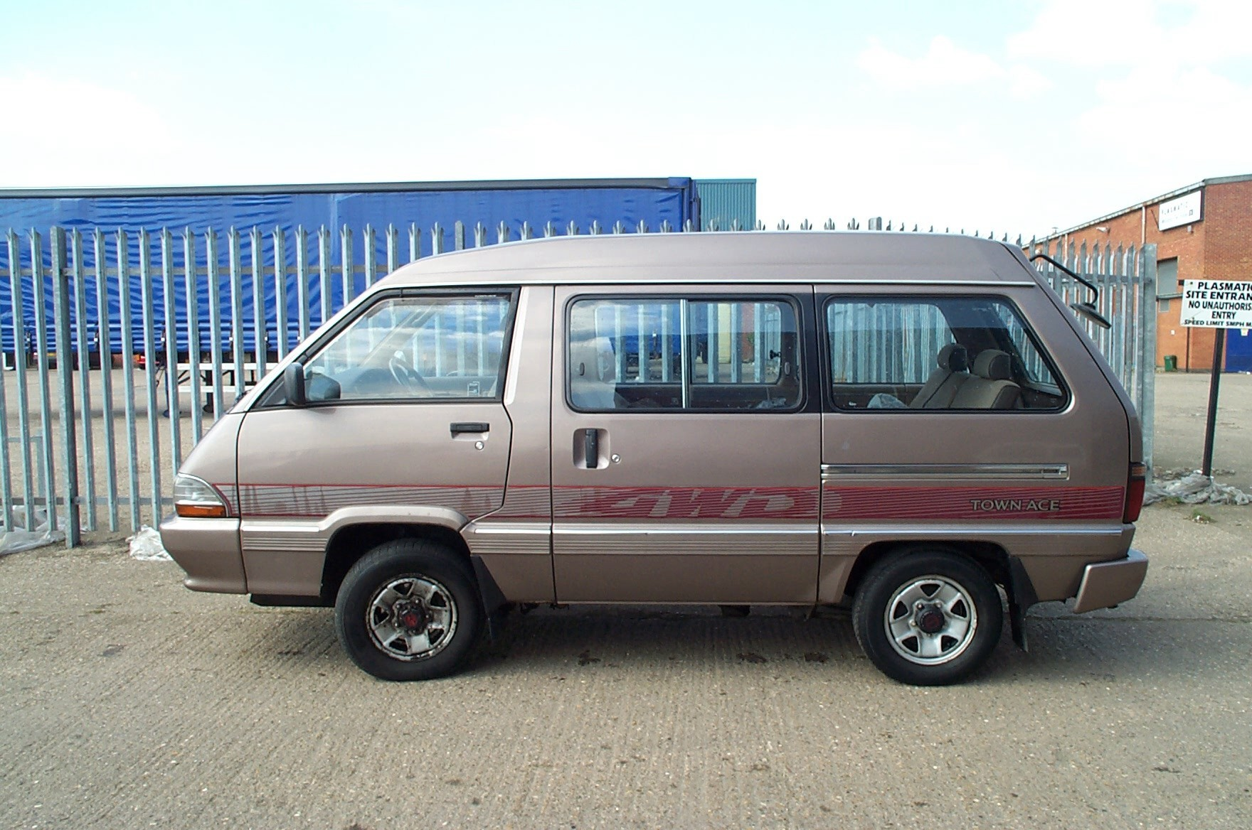 Toyota liteace photo - 4