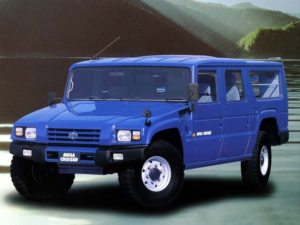 Toyota megacruiser photo - 1