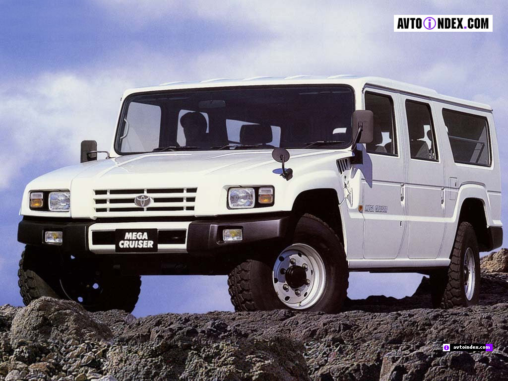 Toyota megacruiser photo - 3