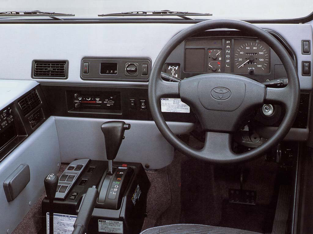 Toyota megacruiser photo - 4