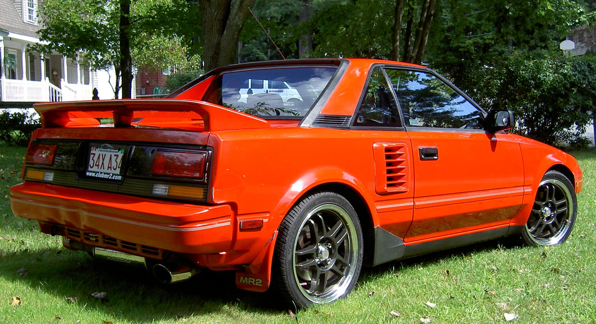 Toyota mr2 photo - 3