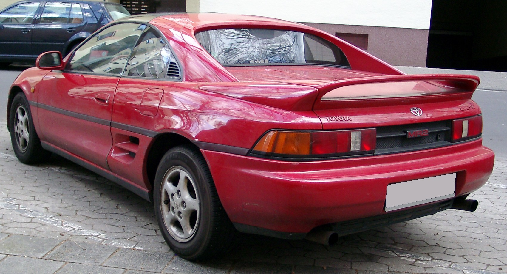 Toyota mr2 photo - 4