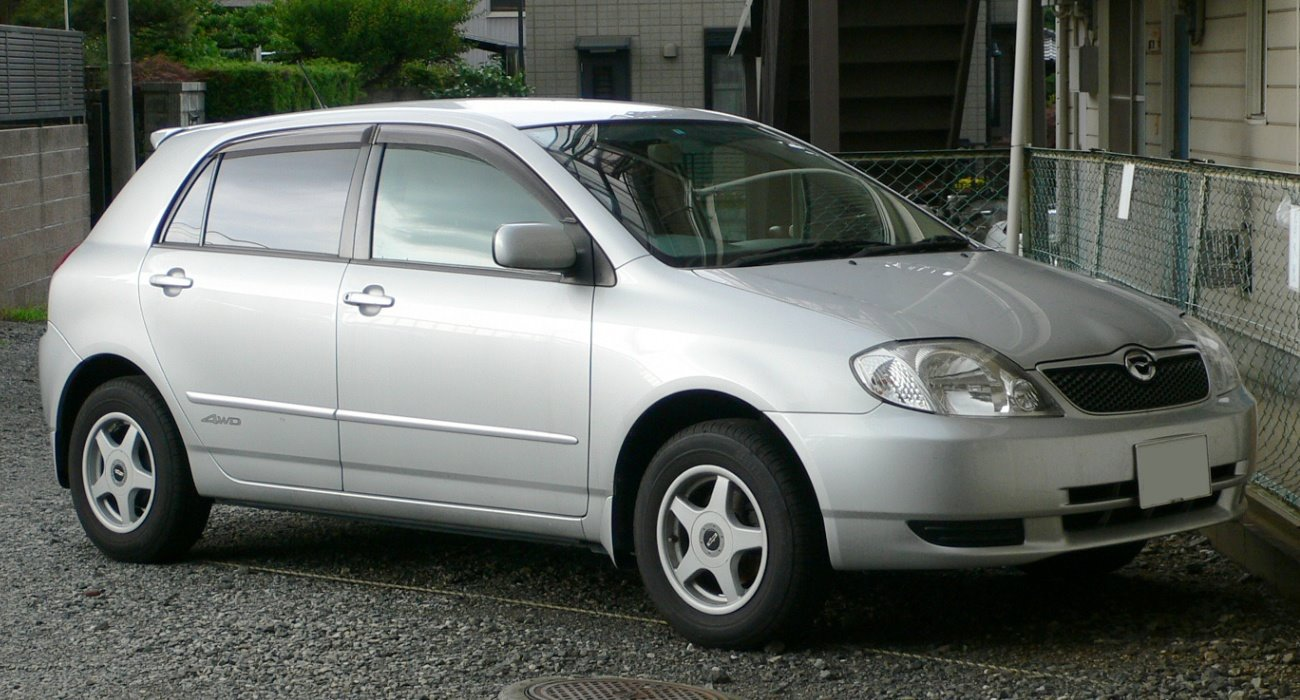 Toyota runx photo - 2