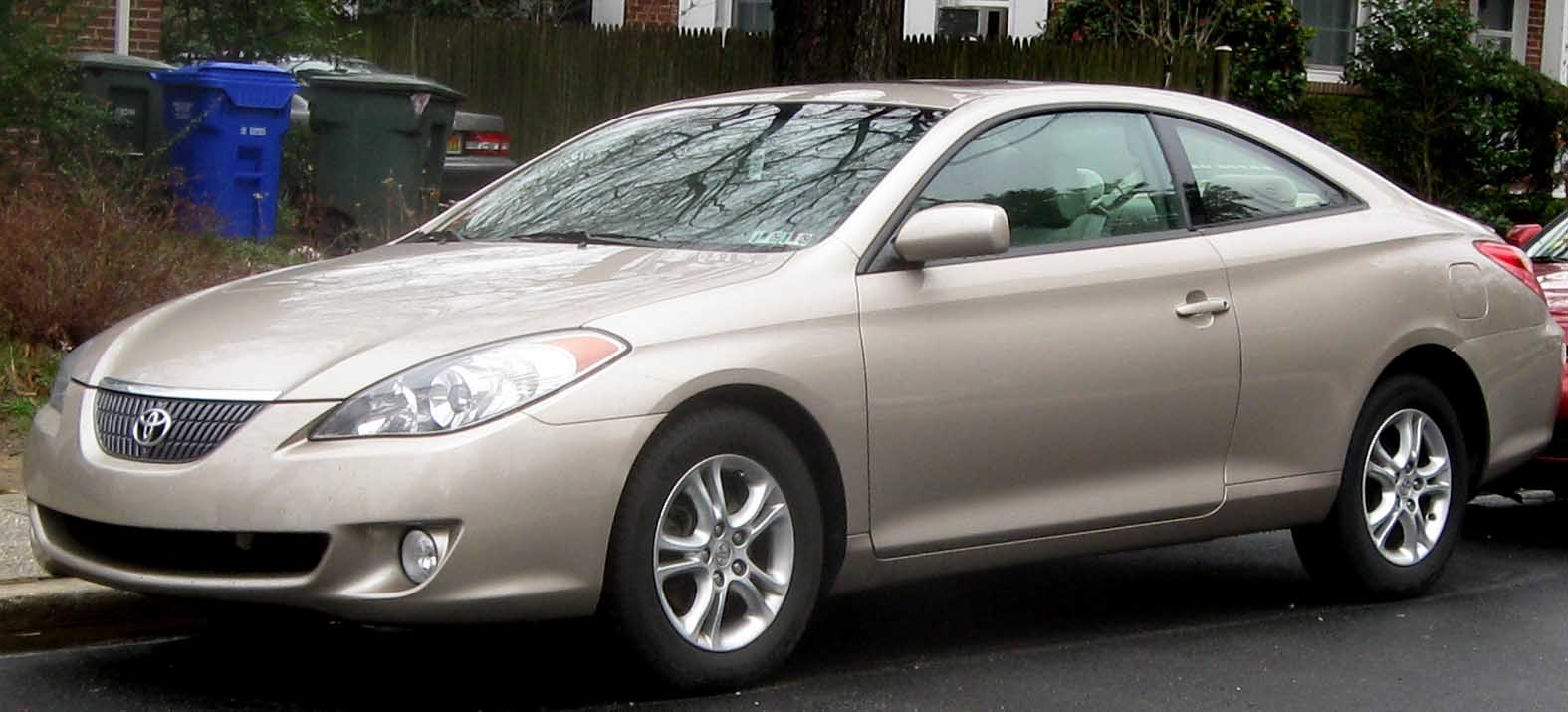 Toyota solara photo - 1