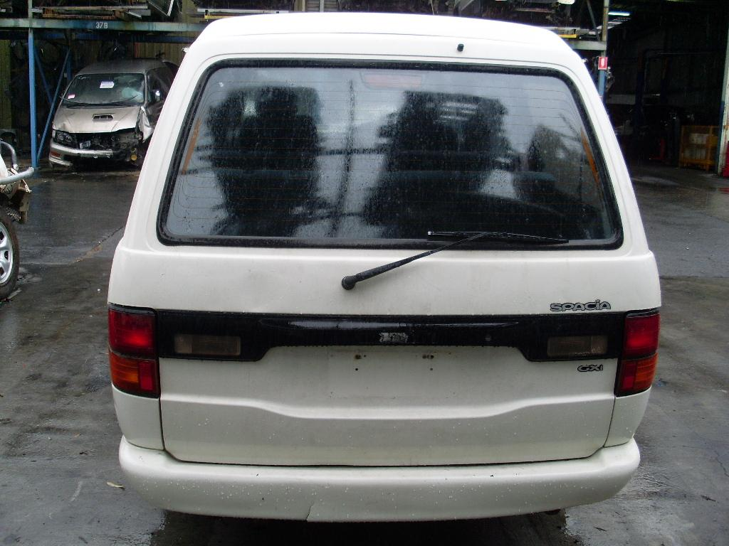 Toyota spacia photo - 1