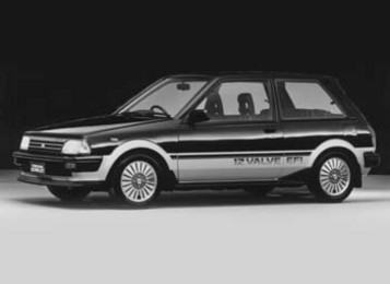Toyota starlet photo - 2