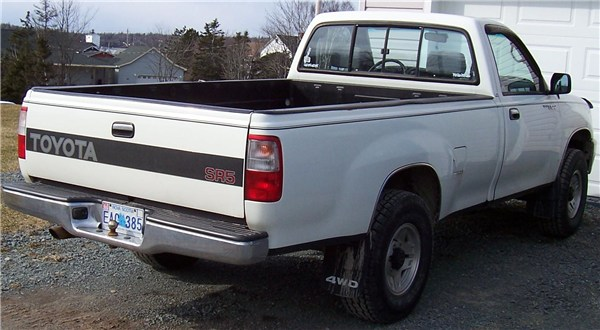 Toyota t100 photo - 4