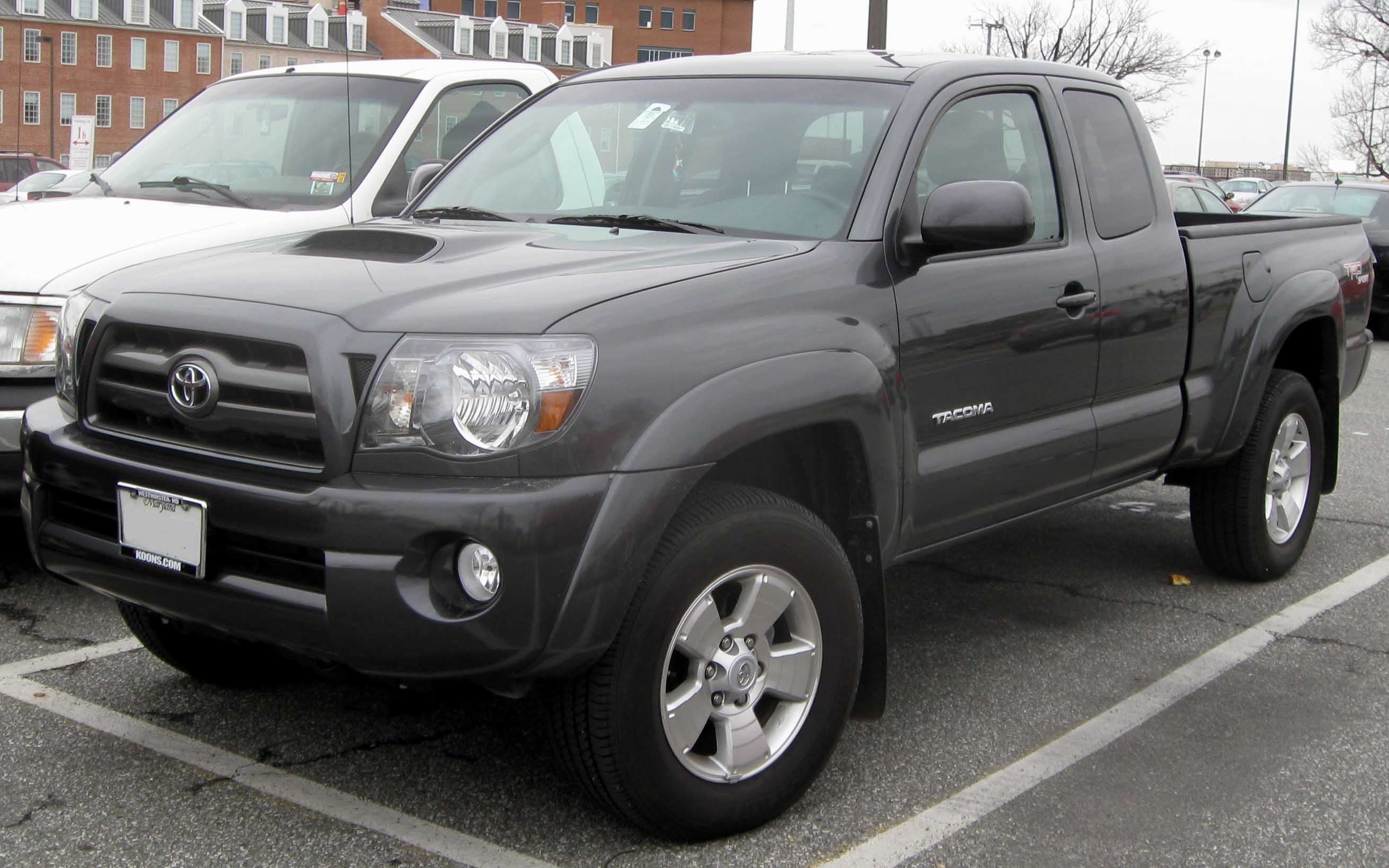 Toyota tacoma photo - 1