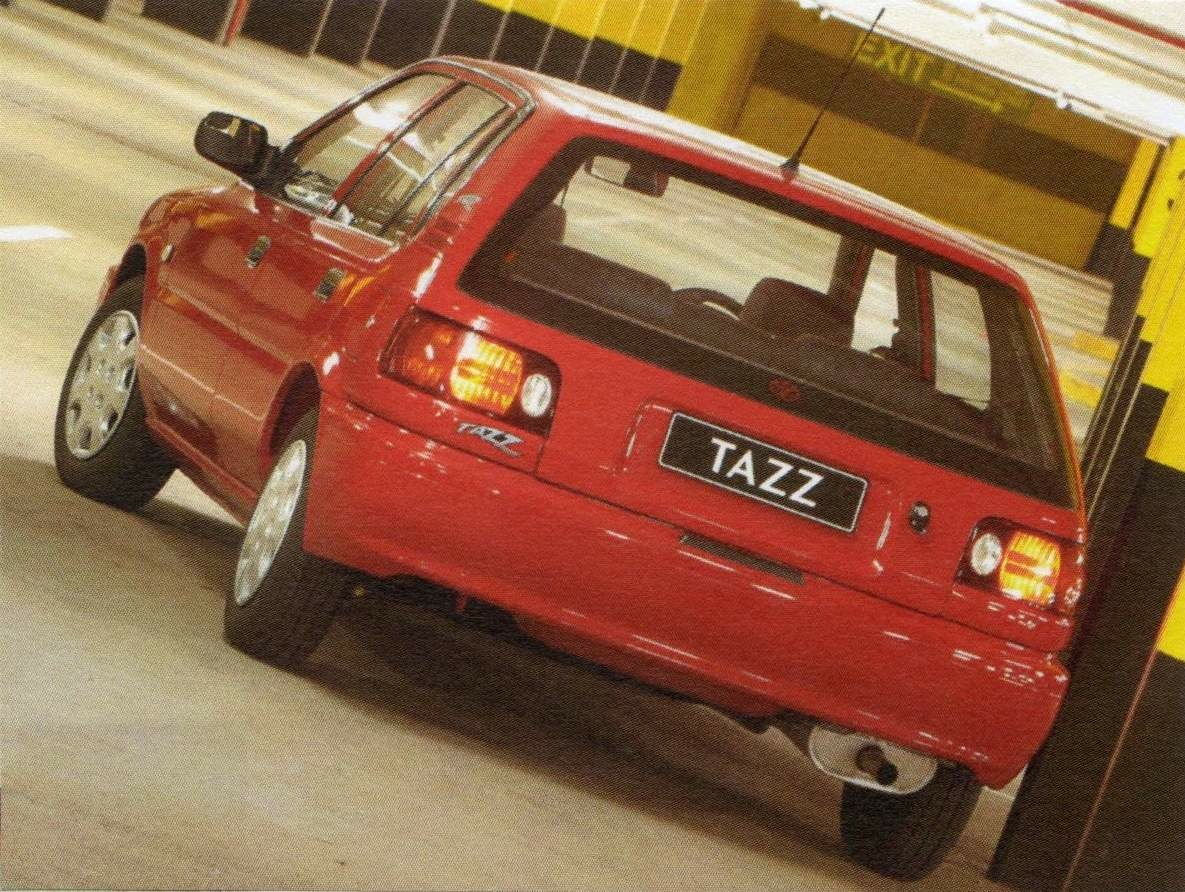 Toyota tazz photo - 3