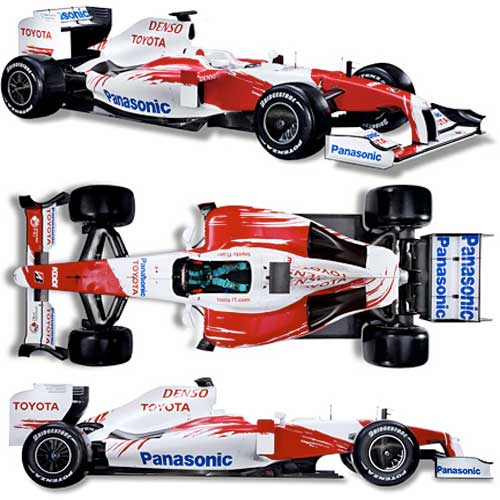 Toyota tf photo - 1