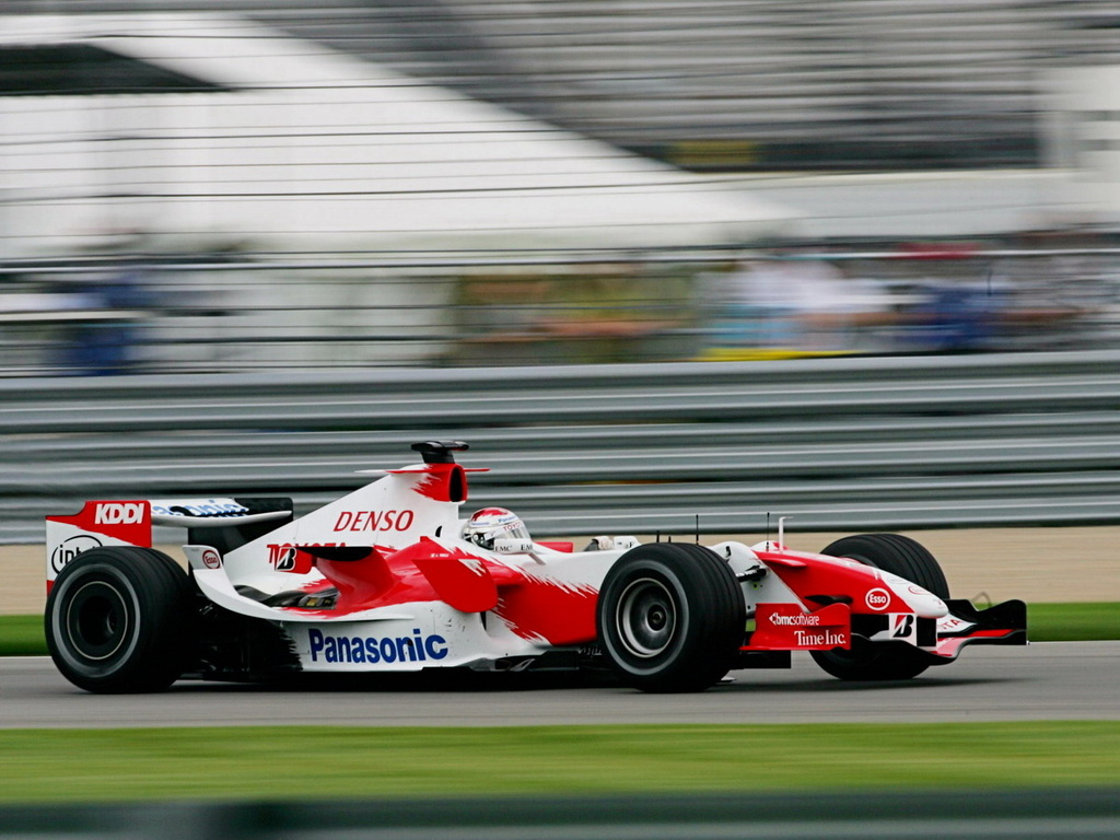 Toyota tf105 photo - 1