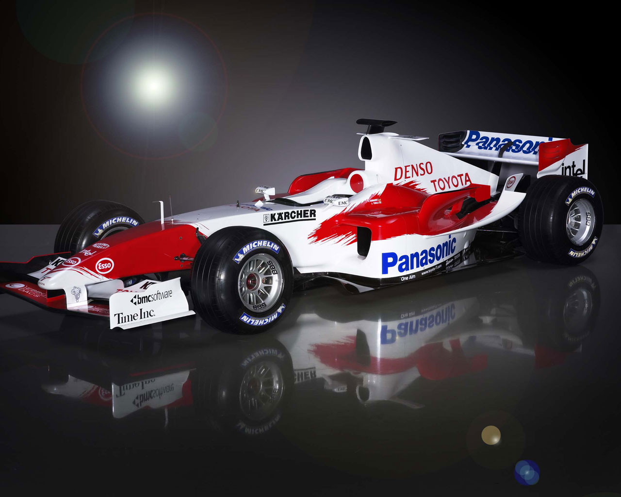 Toyota tf105 photo - 3