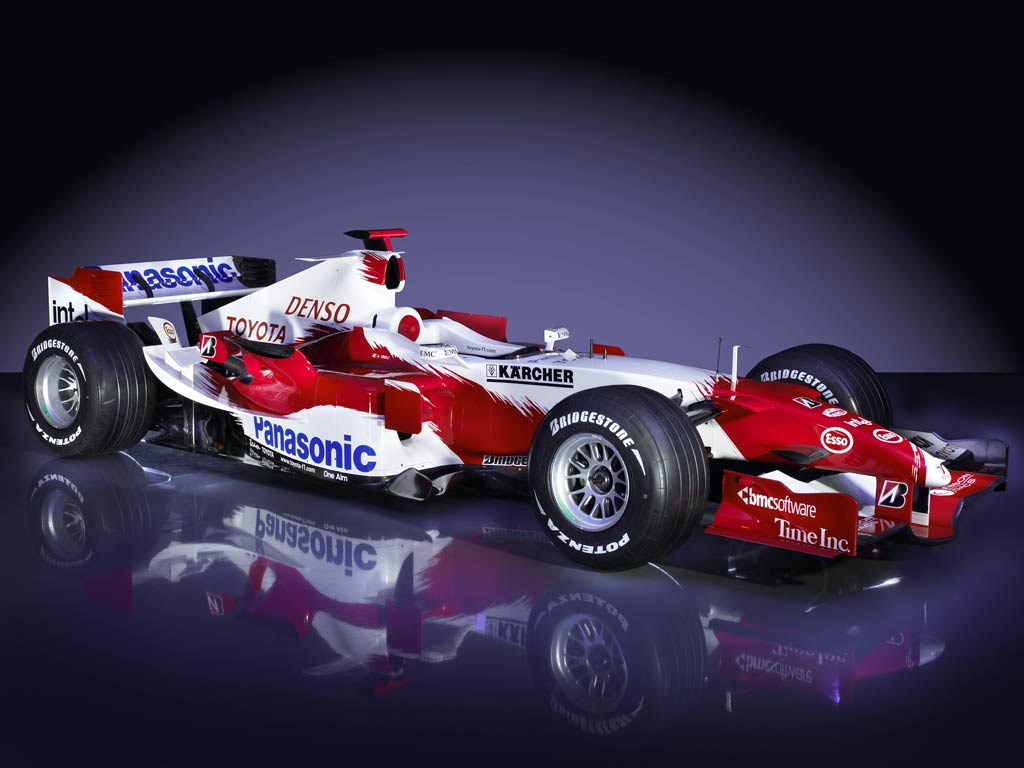 Toyota tf105 photo - 4