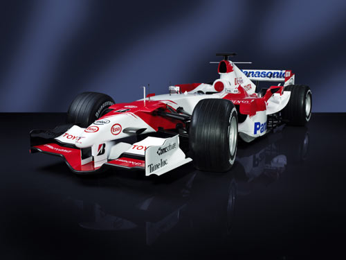 Toyota tf106 photo - 2