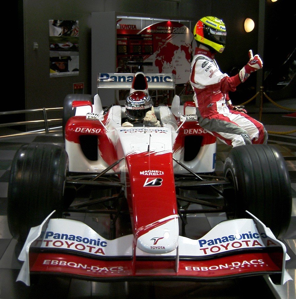 Toyota tf107 photo - 1